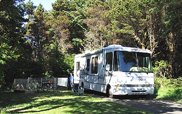 State Campground at Cape Blanco