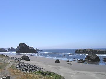 more of the beautiful Oregon coast