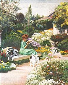 Carmel Garden Kees